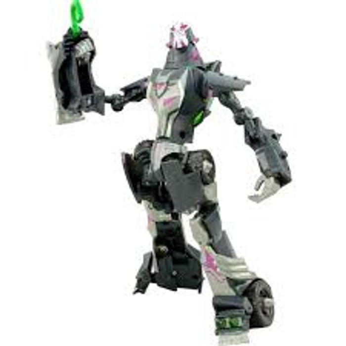 Transformers Adventure - TAV-15 Lockdown