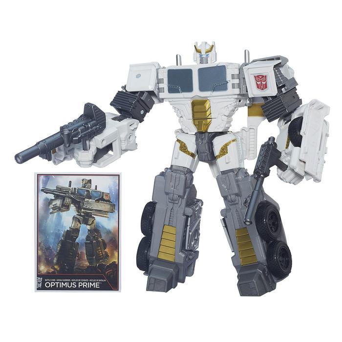 Transformers Generations Combiner Wars Voyager Series 04 - Optimus Maximus
