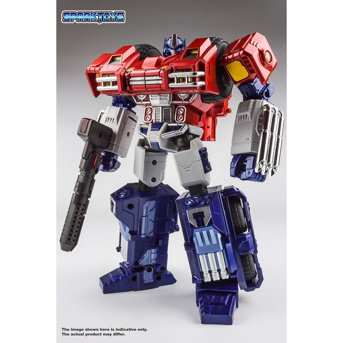 Spark Toy - ST01- Alpha Pack