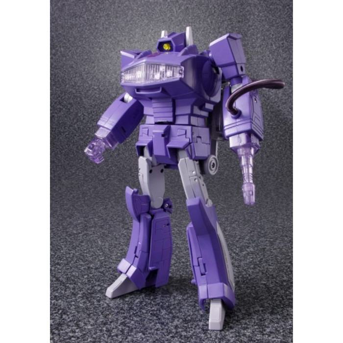 MP-29 - Masterpiece Shockwave
