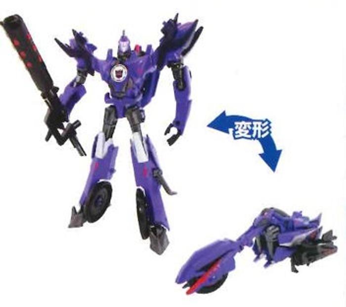 Transformers Adventure - TAV-36 Fracture