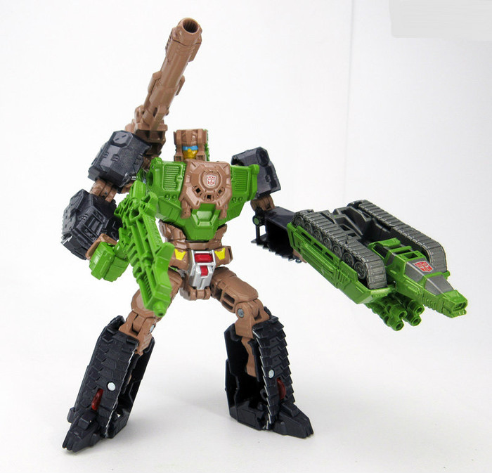 Takara Transformers Legends - LG21 Hardhead