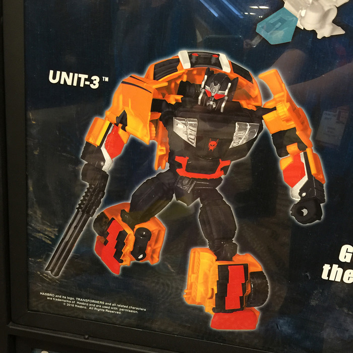 Botcon 2016 - Souvenir Figure - Unit-3 (LE 1200)