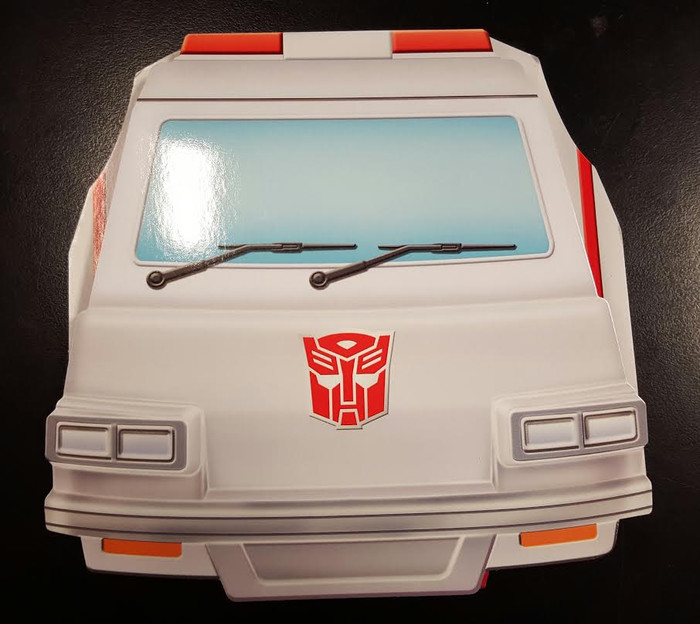 MP-30 Masterpiece Ratchet Coin