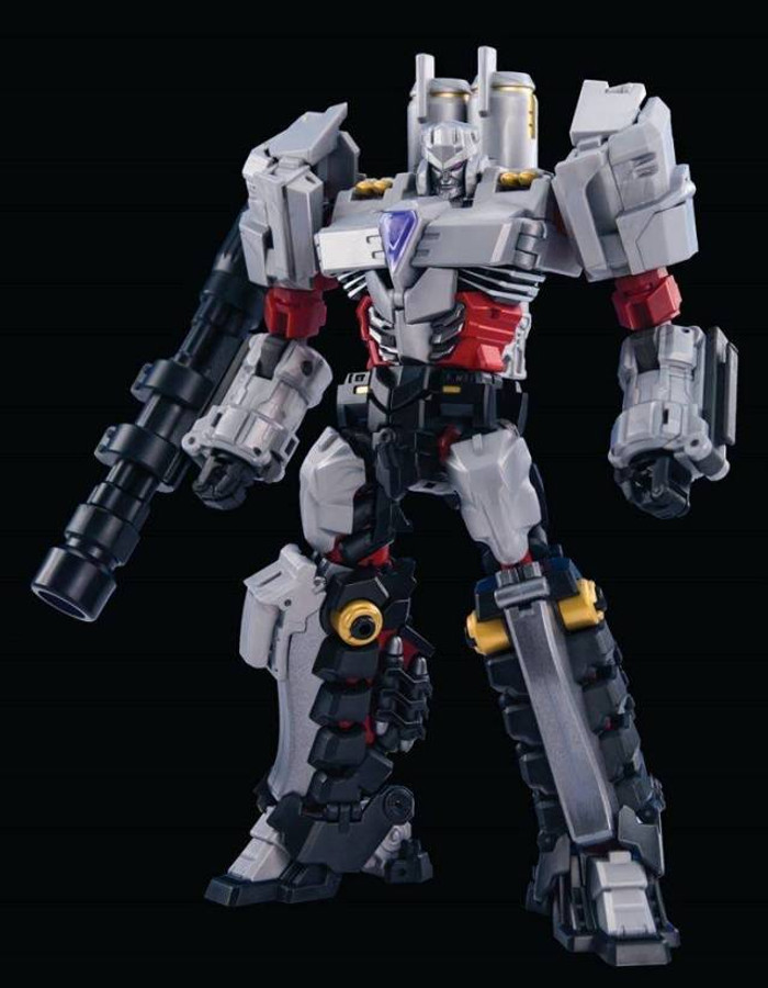 MakeToys - Cross Dimension - MTCD-02 Rioter Despotron