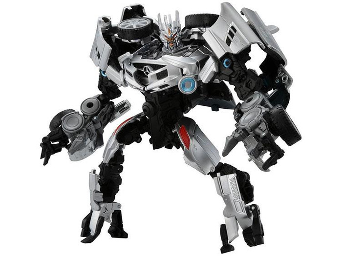 Transformers Movie 10TH Anniversary - MB-07 Soundwave (Reissue)