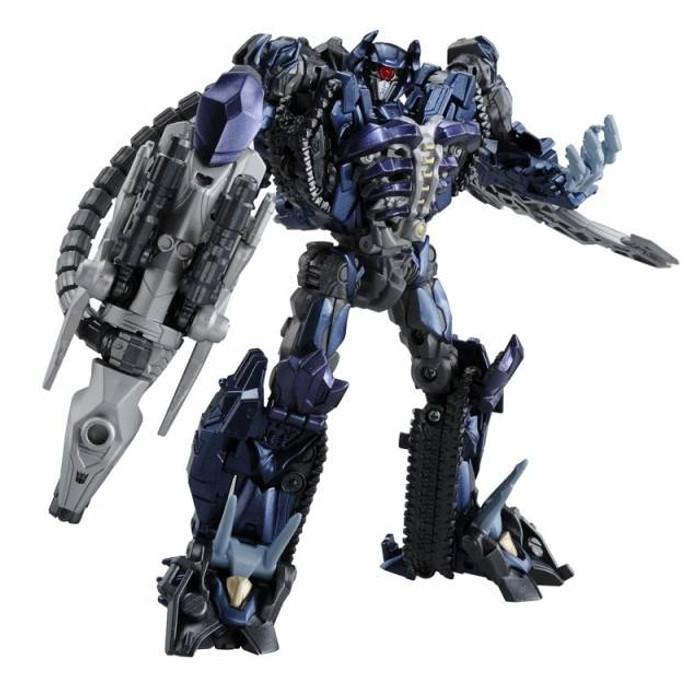 Transformers Movie 10TH Anniversary - MB-04 Shockwave