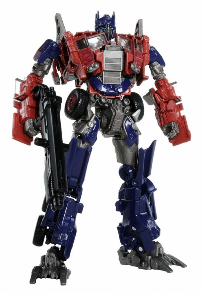 Transformers Movie 10TH Anniversary - MB-01 Evasion Mode Optimus Prime (Reissue)