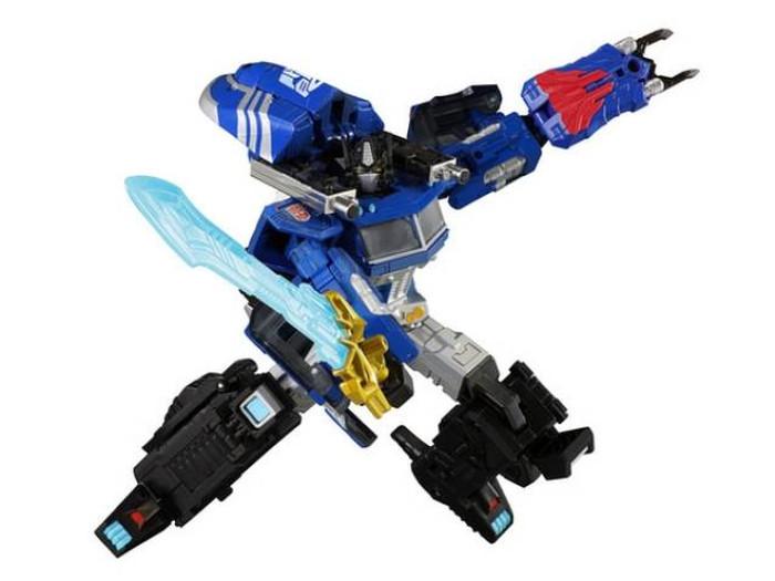 Takara Transformers Legends - Magna Convoy (E-hobby Exclusive)
