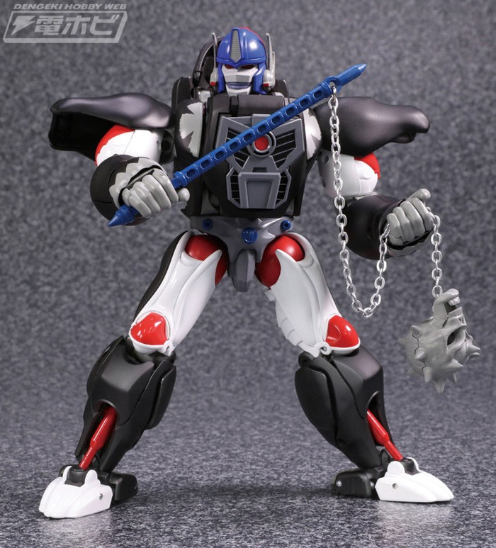 MP-38 Masterpiece Optimus Primal Supreme Commander