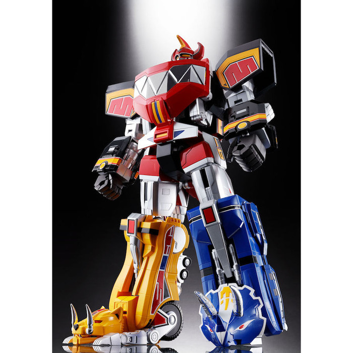Bandai - GX-72 Megazord Mighty Morphin Power Rangers