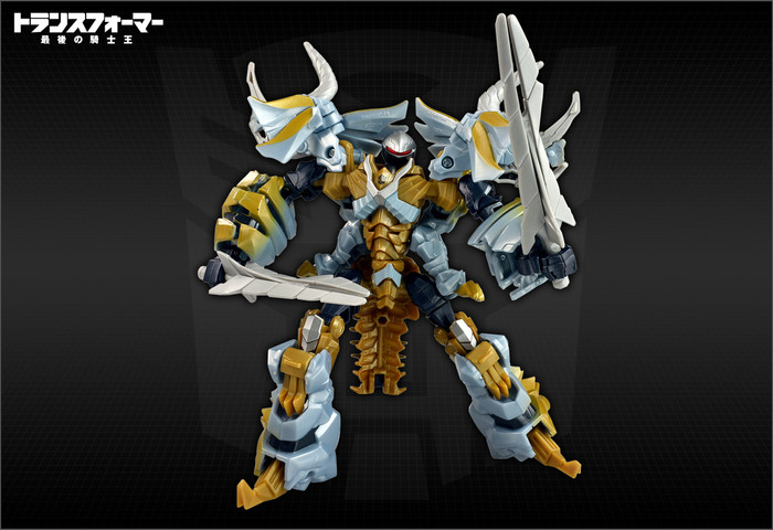 Transformers The Last Knight - TLK-12 Dinobot Slug