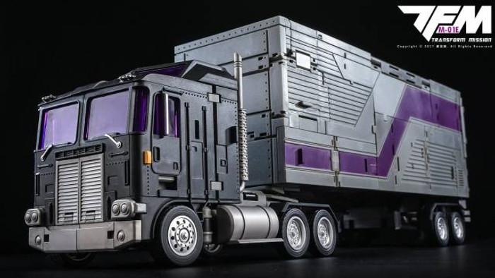 TransFormMission - Havoc - TFM M-03 Powertrain