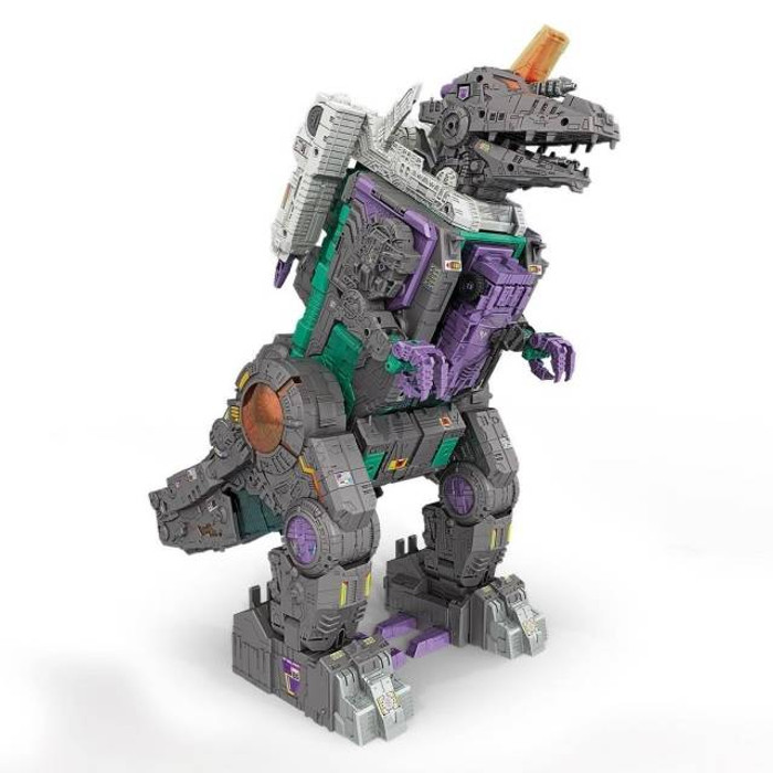 Transformers Generations Titans Return - Titan Class Trypticon