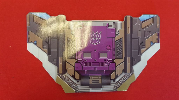 UW-07 Unite Warriors Bruticus Coin