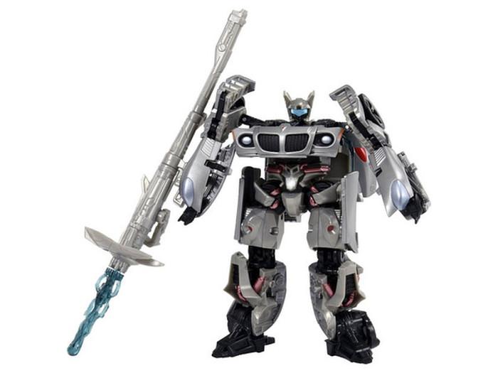 Transformers Movie 10TH Anniversary - MB-12 Jazz