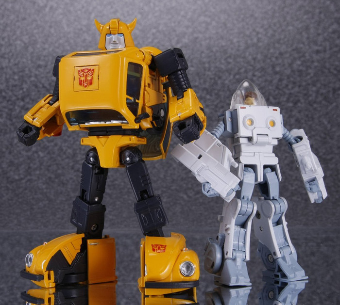 MP-21 Masterpiece Bumblebee Reissue