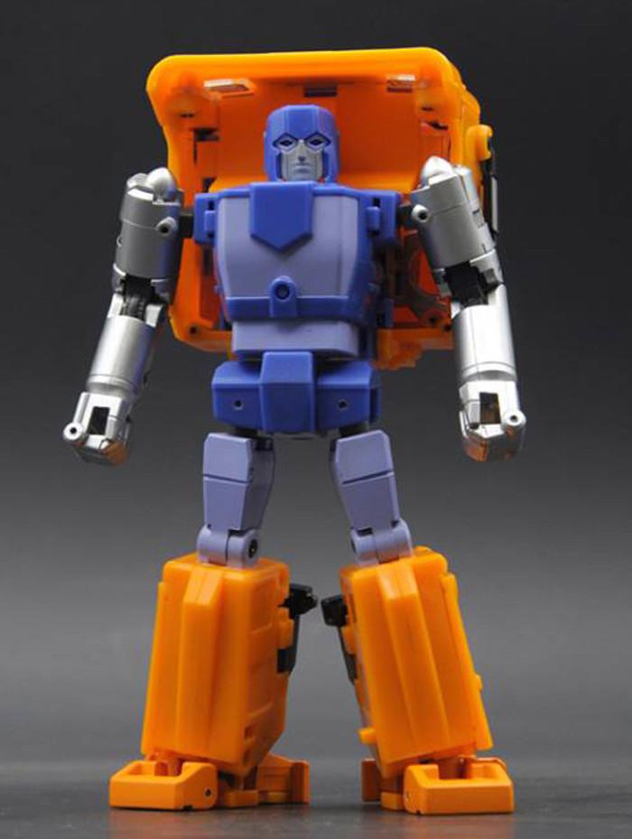 BadCube - OTS-01 Huff
