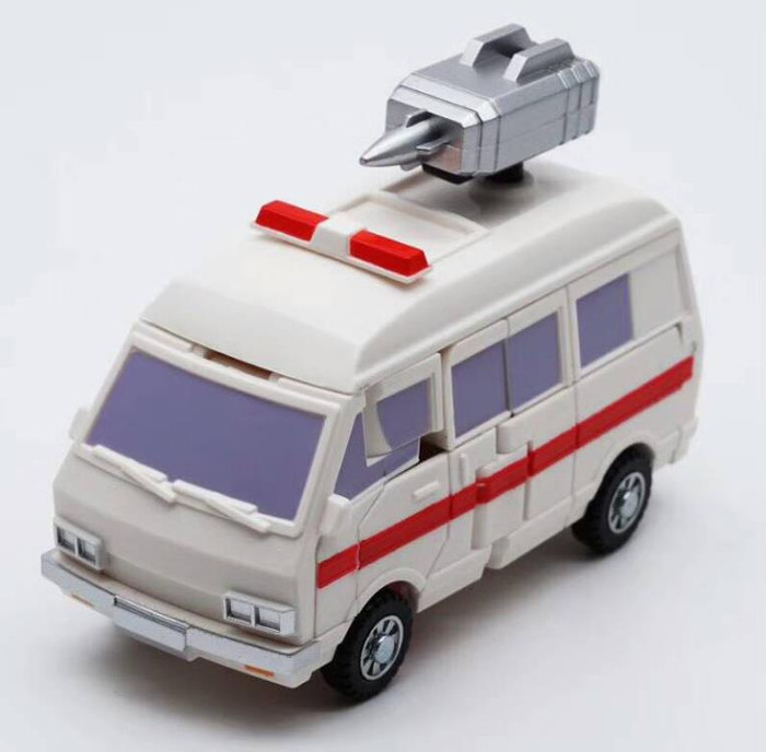 Mech Planet - Hot Soldier HS-08 Ambulance