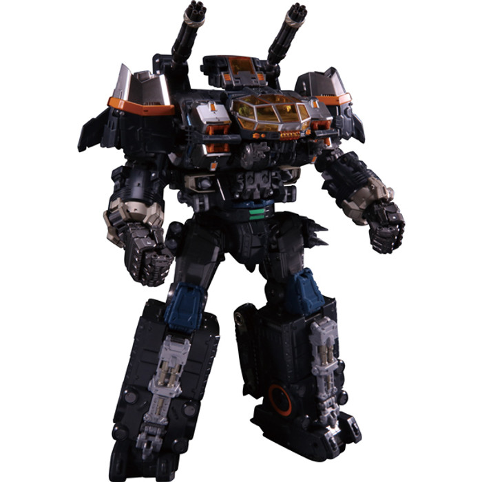 Diaclone Reboot -DA-17 Big Power GV - I.M.S Version