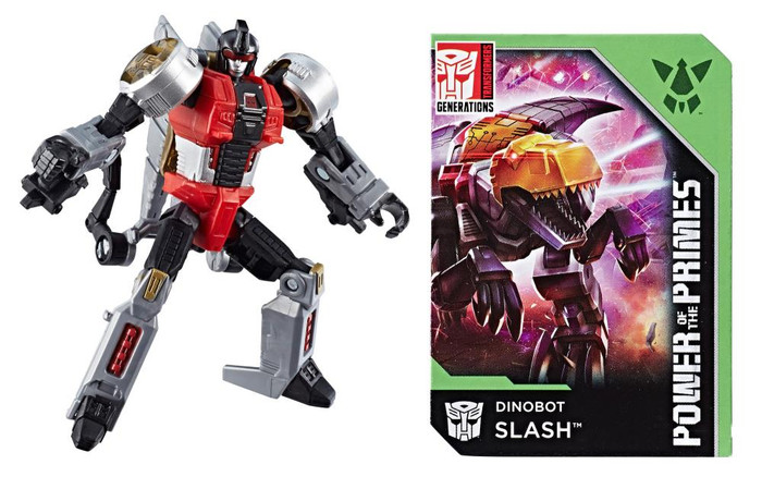 Transformers Generations Power of The Primes - Legends Slash