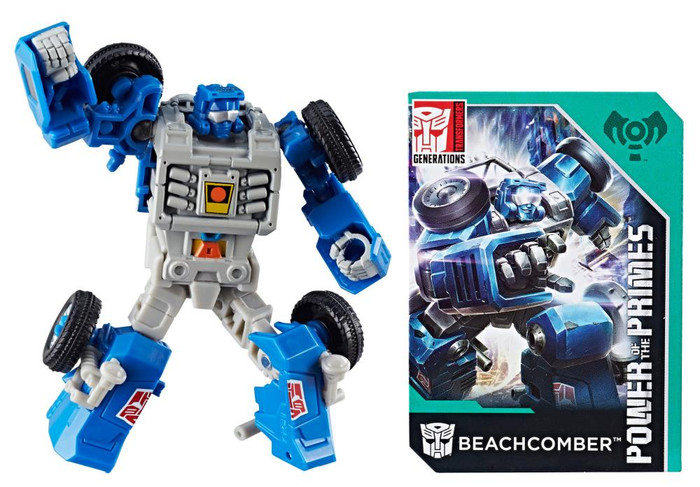 Transformers Generations Power of The Primes - Legends Beachcomber