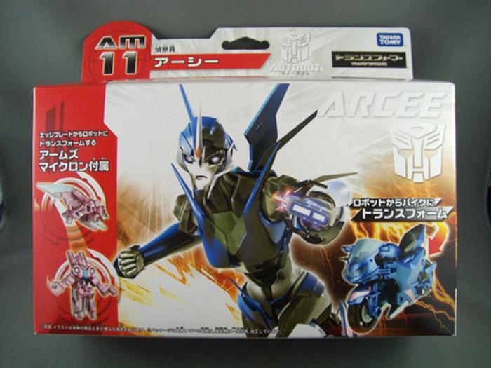 AM-11 Arcee with Micron Arms
