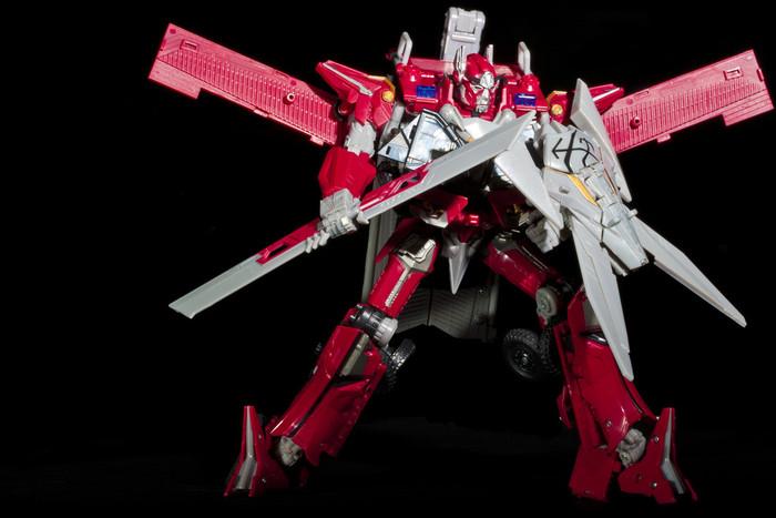 DA-02 Sentinel Prime (Takara Tomy Version)
