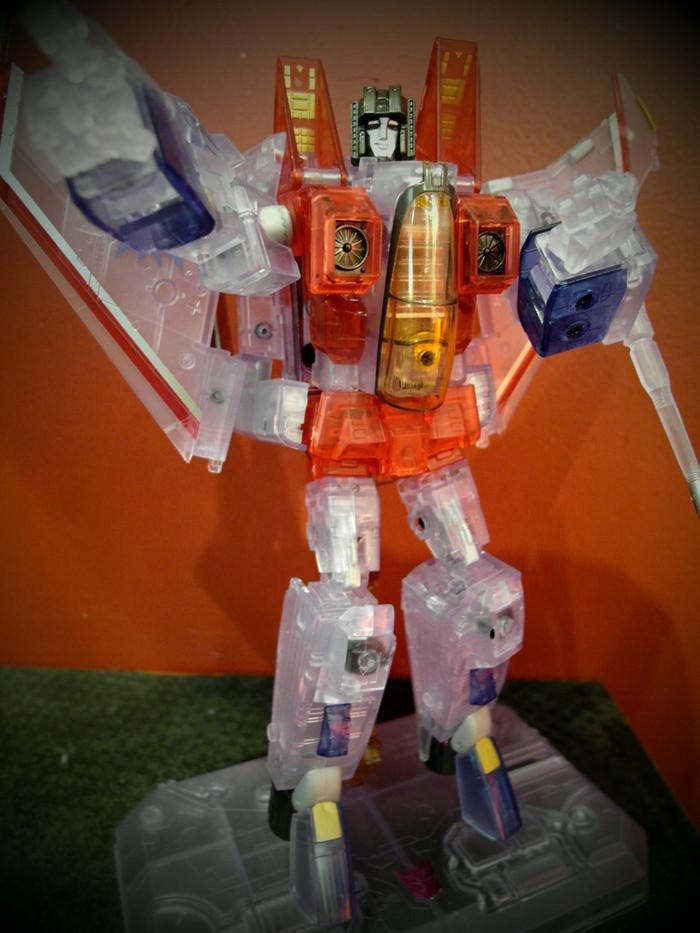 E-Hobby Masterpiece Ghost of Starscream
