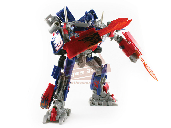 RA-01 Optimus Prime (Autobot) TakaraTomy Japan Version