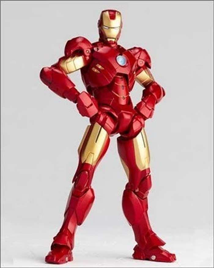 Sci-Fi Revoltech EX - Iron Man Mark IV