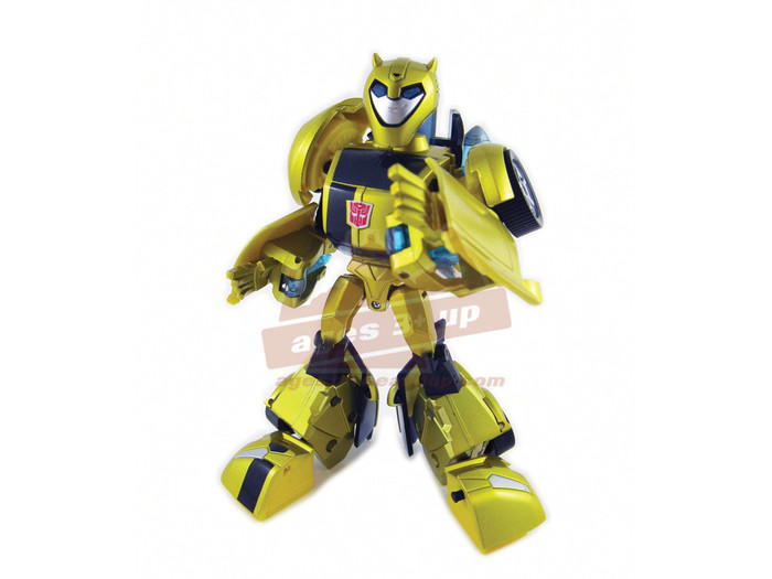 TA-02 Animated Bumblebee (Deluxe Class)