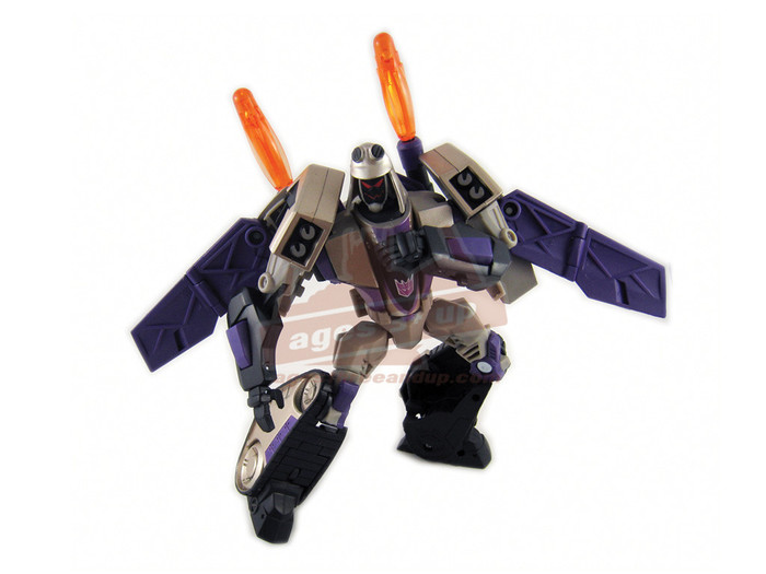 TA-13 Animated Blitzwing (Voyager Class)