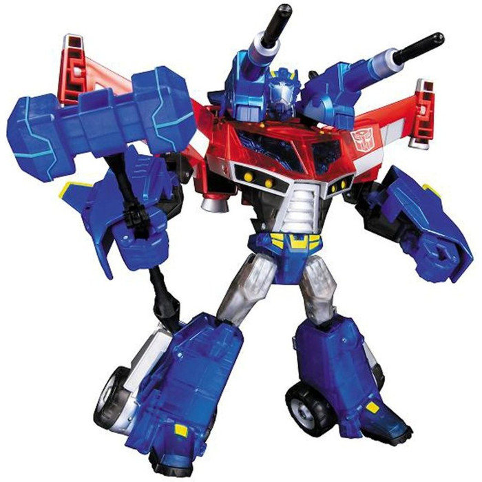 TA-38 Animated Wingblade Optimus Prime