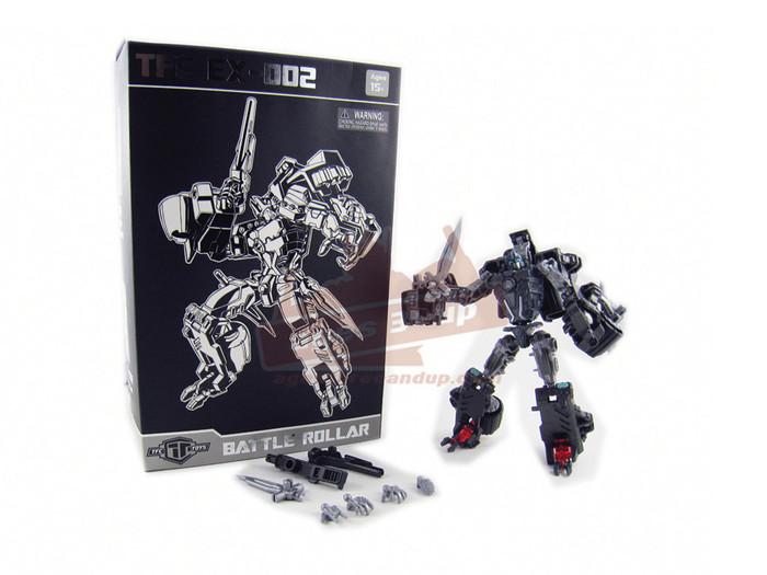 TFC EX-002B Shadow Rollar