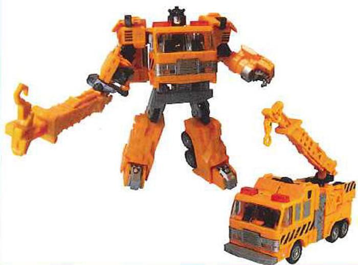 UN-11 Autobot Grapple