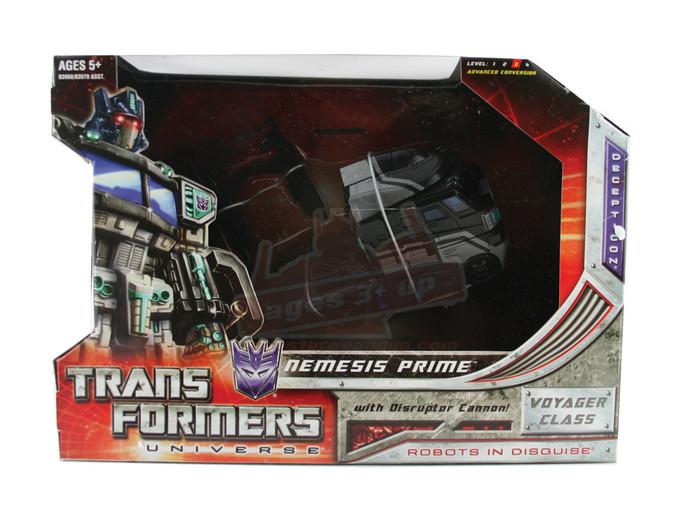 Universe - Nemesis Prime