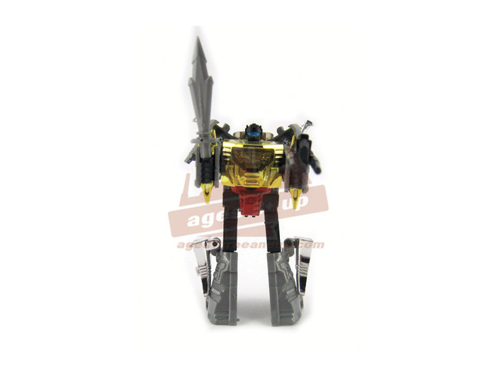 World's Smallest Dinorobots - Commander Grimlock