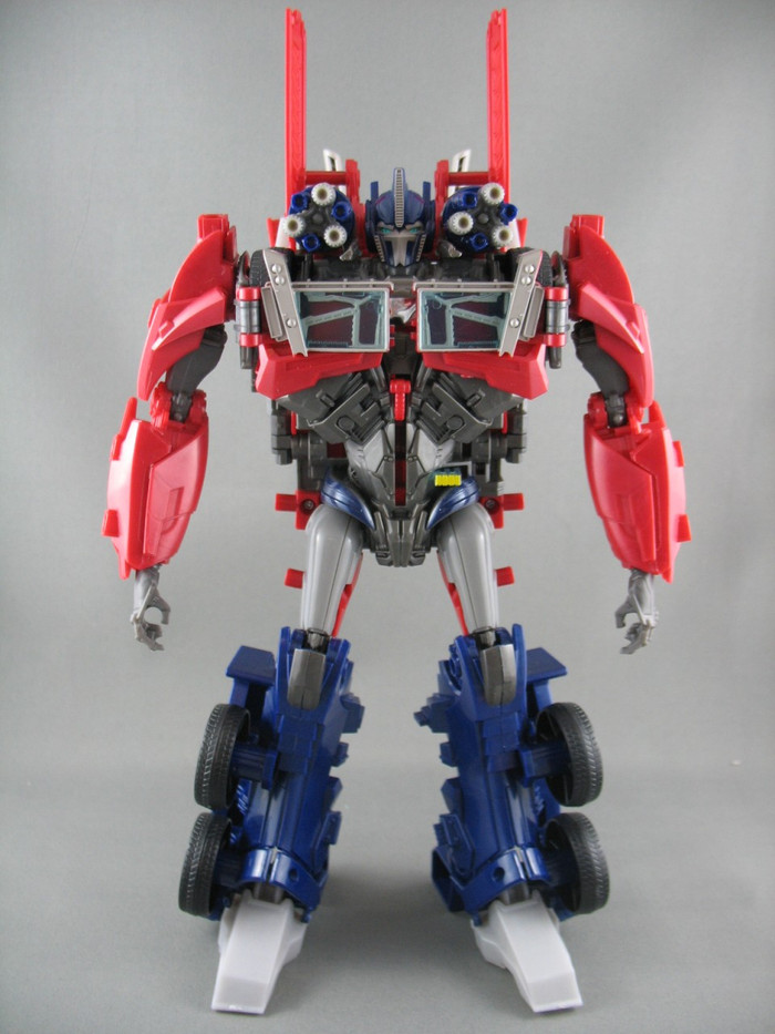 AM-21 Arms Master Optimus Prime