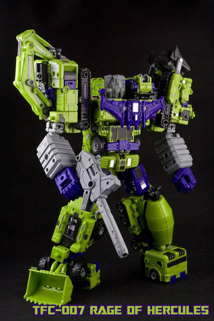 TFC-007 - Rage of Hercules Add-on Kit