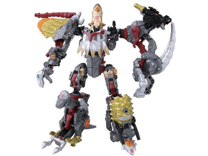 EX-04 Grim Master Prime Mode