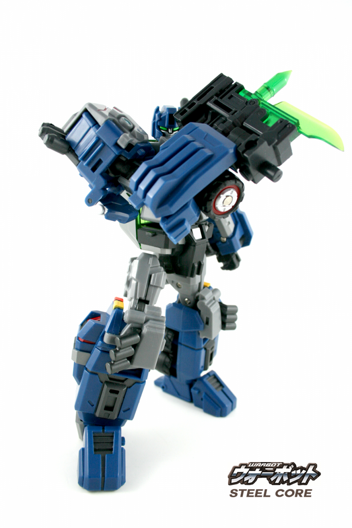 FansProject - WB-002 - SteelCore