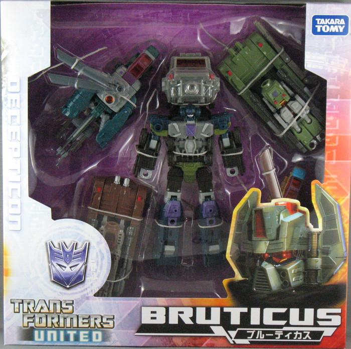 United Bruticus - Asia Exclusive