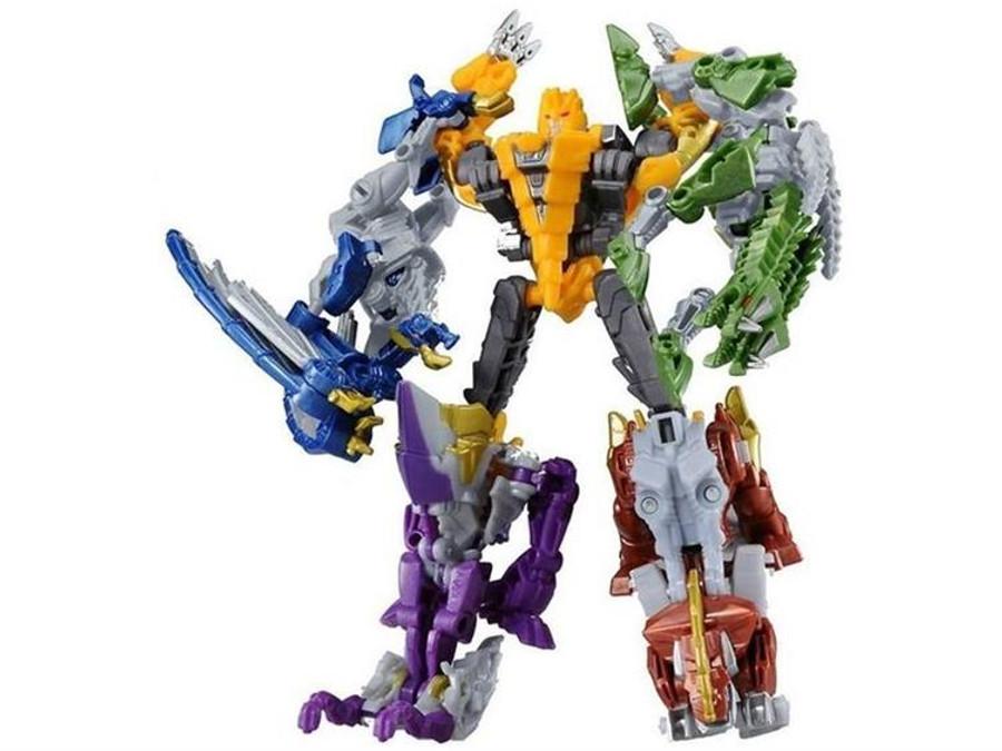 Transformers GO! - G09 Gorado Rassette (Takara)