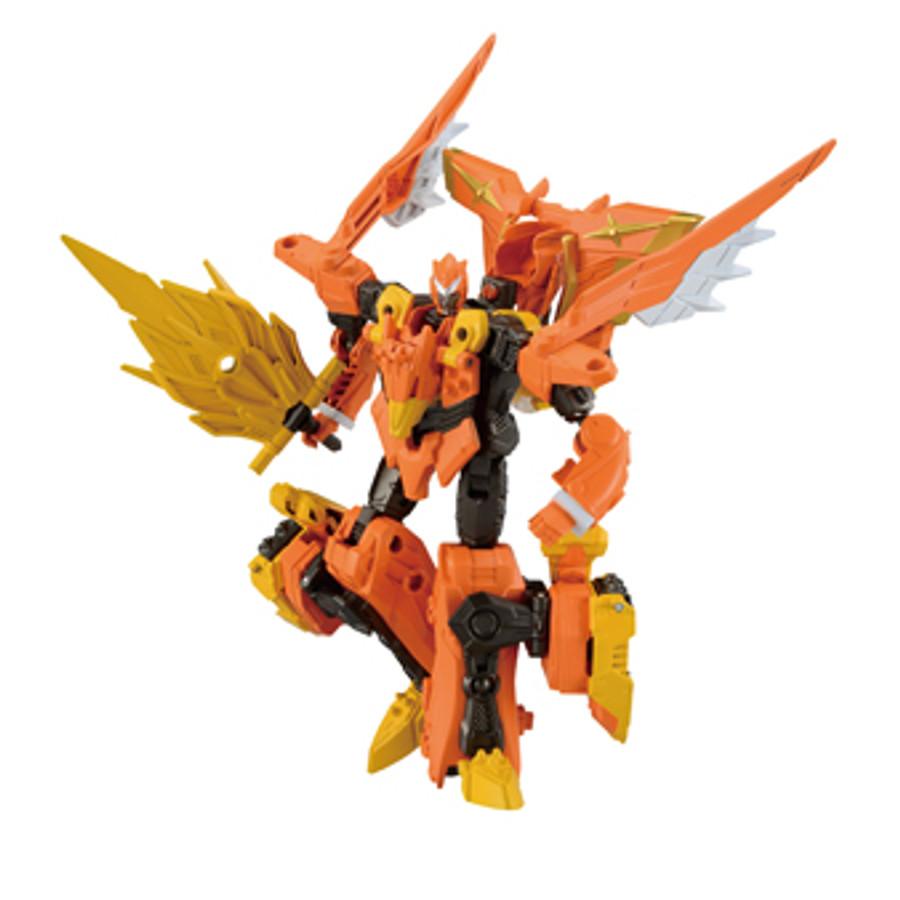 Transformers GO! - G10 Hishomaru (Takara)