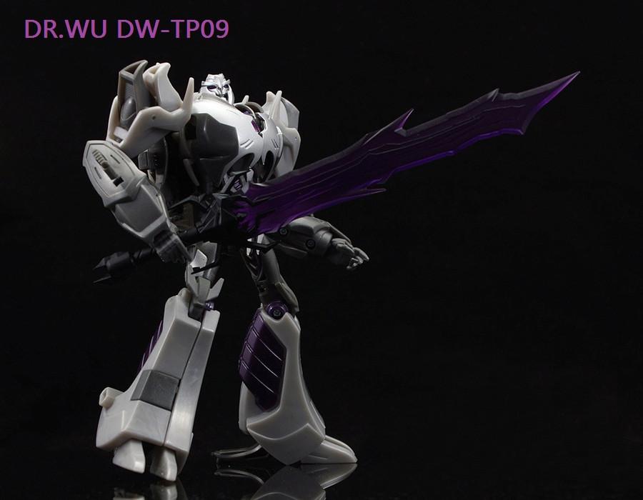 Dr. Wu - Dark Star Saber