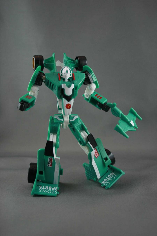Botcon 2013 - Convention Exclusive - Mirage & Thundercracker - 2 Pack