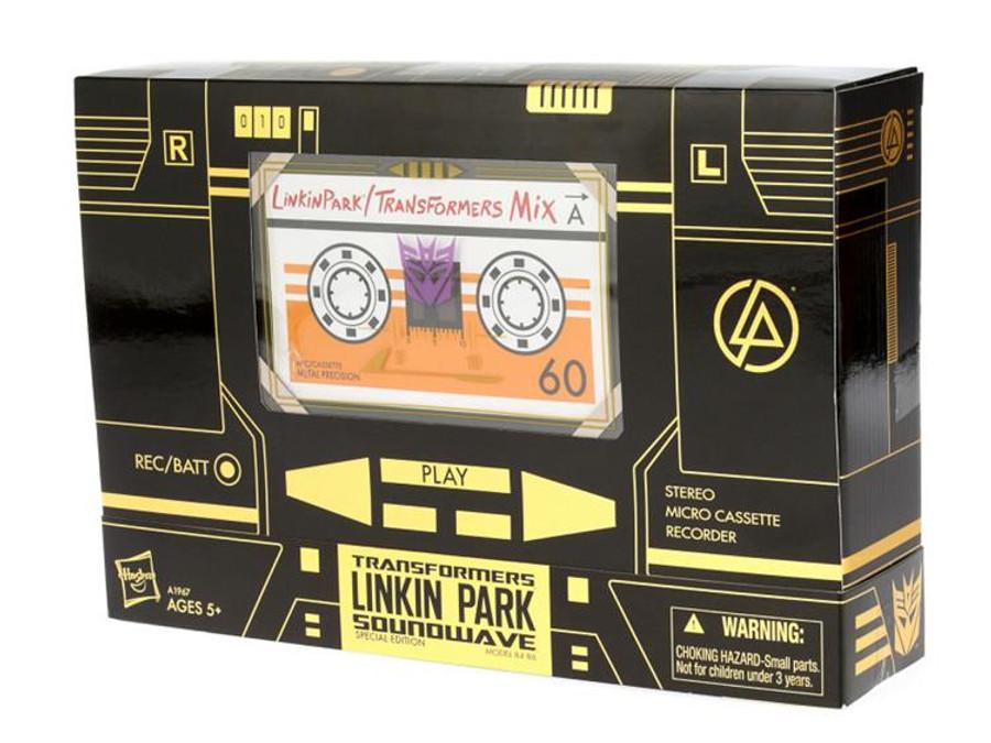 Linkin Park Soundave