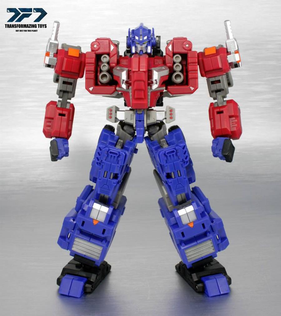 Transformazing Toys - PB02- Mekbuda