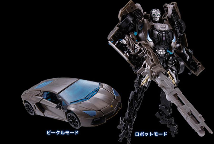 Transformers Age of Extinction - AD26 Lockdown (Takara)